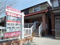 Homes Sold in St. Clair Gardens, Toronto, Ontario $950,000