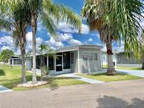 Homes for Sale in Sunnyside Mobile Home Park, Zephyrhills, Florida $19,000