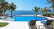 Homes for Sale in Punta Matzoma, Puerto Aventuras, Quintana Roo $5,900,000