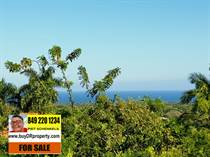Lots and Land for Sale in La Mulata, Sosua, Puerto Plata $203,999