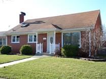 Homes for Sale in Oak Lawn, Illinois $249,900