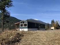 Homes for Sale in Albreda, Valemount, British Columbia $439,000