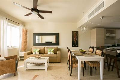 Punta Cana Beachfront Condo For Sale | Playa Turquesa 15303 | Cortecito, Dominican Republic