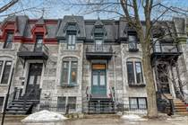 Homes for Sale in Quebec, Le Plateau-Mont-Royal, Quebec $1,580,000