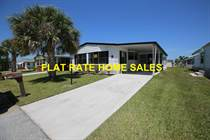 Homes for Sale in Spanish Lakes Fairways, Fort Pierce, Florida $39,500