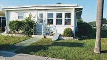 Homes for Sale in Serendipity Mobile Home Park, Clearwater, Florida $37,000