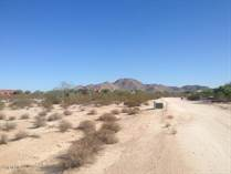 Lots and Land for Sale in Casa Grande, Arizona $54,000
