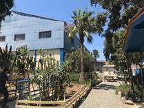 Commercial Real Estate for Sale in Parque Industrial El Sauzal, Ensenada, Baja California $2,500,000