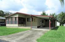 Homes for Sale in Palm Tree Acres Mobile Home Park, Zephyrhills, Florida $28,000