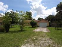 Homes for Sale in Fort Pierce, Florida $121,000