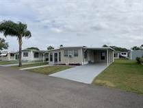 Homes for Sale in Sunnyside Mobile Home Park, Zephyrhills, Florida $8,900