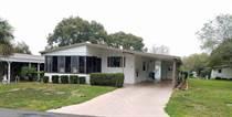 Homes Sold in Foxwood Village, Lakeland, Florida $24,900