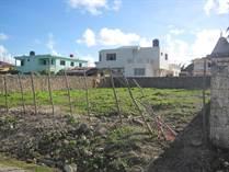 Lots and Land for Sale in Cabrera, Maria Trinidad Sanchez $34,250
