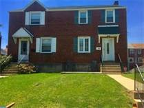 Homes Sold in Sharon Hill, Pennsylvania $140,000