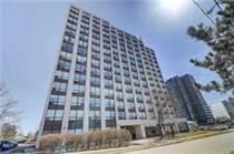 Condos for Sale in Agincourt, Toronto, Ontario $469,000