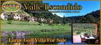 Homes for Sale in Valle Escondido, Boquete, Chiriquí  $440,000