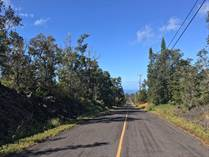Lots and Land for Sale in Hawaii, OCEAN VIEW, Hawaii $16,500