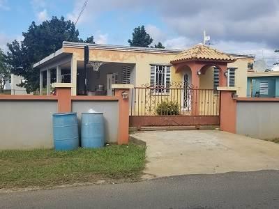 Home for Sale in Bo  Aceitunas, Moca, Puerto Rico $84,900