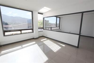 Escazu, office for rent, Trejos Montealegre close to Banco General, Walmart