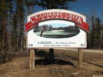 Lots and Land for Sale in Candle Lake, Saskatchewan $34,900