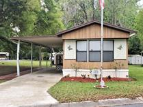 Homes for Sale in Three Seasons Mobile Home Park, Brooksville, Florida $28,000