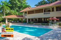 Homes for Sale in Seahorse Ranch, Sosua, Puerto Plata $1,750,000