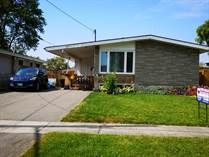Homes for Sale in Dorchester Gardens, Niagara Falls, Ontario $349,900