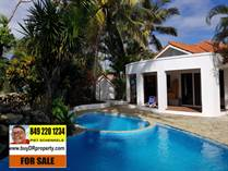 Homes for Sale in Casa Linda, SOSUA, Puerto Plata $199,000