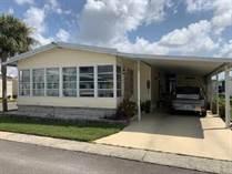 Homes for Sale in Lincolnshire Mobile Estates, Largo, Florida $49,900