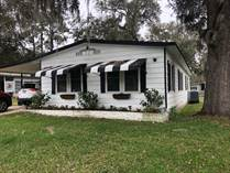 Homes for Sale in Cloverleaf Farms, Brooksville, Florida $33,900