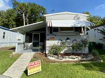 Homes for Sale in Oak Point, Titusville, Florida $34,500