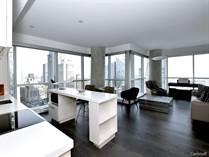 Condos for Rent/Lease in Arrondissement Ville-Marie, Montréal, Quebec $3,400 monthly