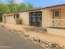 Homes for Sale in Prescott, Arizona $279,000