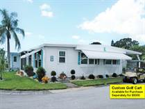 Homes for Sale in Riviera Estates, Clearwater, Florida $57,500