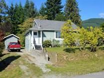 Homes for Sale in British Columbia, Lake Cowichan, British Columbia $259,000