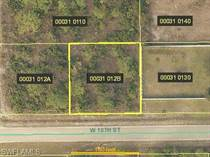 Lots and Land for Sale in Lehigh Acres, Florida $5,800