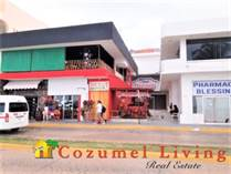 Commercial Real Estate for Sale in Downtown, Cozumel, Quintana Roo $0