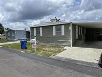 Homes for Sale in Village of Tampa, Tampa, Florida $58,900