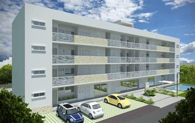 NICE APARTMENTS FOR SALE IN CANCUN, RESIDENTIAL COMPLEX