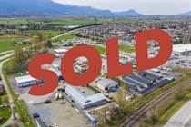 Commercial Real Estate Sold in Agassiz, British Columbia $5,000,000