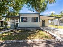 Homes for Sale in Hillside MHP, Zephyrhills, Florida $6,500