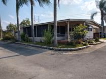 Homes for Sale in Holiday Mobile Home Park, Lakeland, Florida $8,000