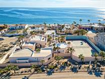 Homes for Sale in Las Conchas, Puerto Penasco/Rocky Point, Sonora $1,950,000