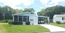 Homes for Sale in Foxwood Village, Lakeland, Florida $24,000