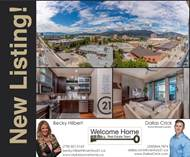 Condos for Sale in Kelowna North, Kelowna, British Columbia $699,000