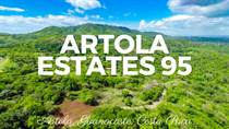 Lots and Land for Sale in Artola, Guanacaste $33,000