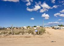 Lots and Land for Sale in Col. Brisas del Golfo, Puerto Penasco/Rocky Point, Sonora $300,000