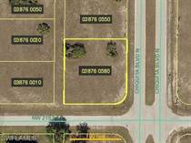 Lots and Land for Sale in Cape Coral, Florida $17,000
