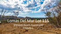 Lots and Land for Sale in Artola, Guanacaste $60,000