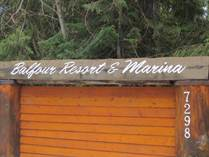 Recreational Land for Sale in Balfour, British Columbia $125,000